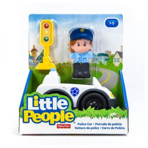 Little People Police Car