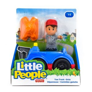 Little People Tow Truck
