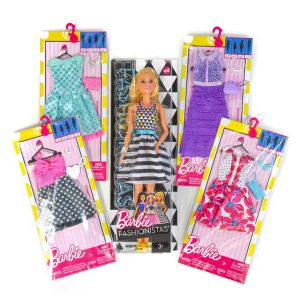 Barbie Fashionistas Ultimate Style Set - Blonde