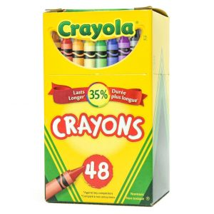 Crayola Classic Crayons (48 Pack)