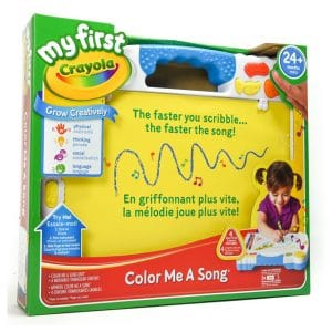 My First Crayola Color Me A Song
