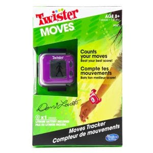 Twister Moves Tracker