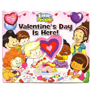 Fisher Price Little People Valentine's Day Is Here!