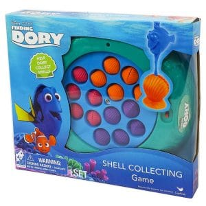 Finding Dory: Shell Collecting Game