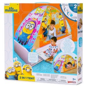 Minions: 2 in 1 Tent