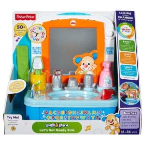 Fisher Price Laught & Learn: Let's Get Ready Sink