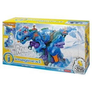 Imaginext Ultra T-Rex Ice Edition