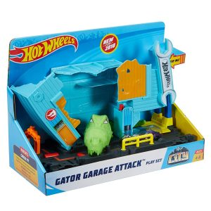 Hot Wheels Gator Garage Attack