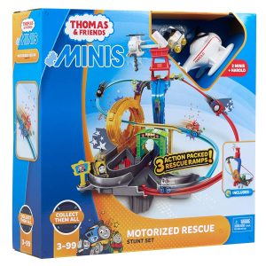 Thomas and Friends Mini Motorized Rescue