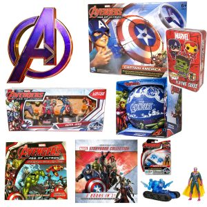 Marvel Avengers Toy Bundle
