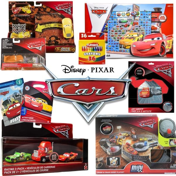 Disney Cars Toy Bundle