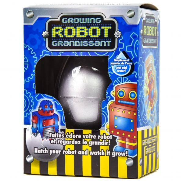 Growing Robot