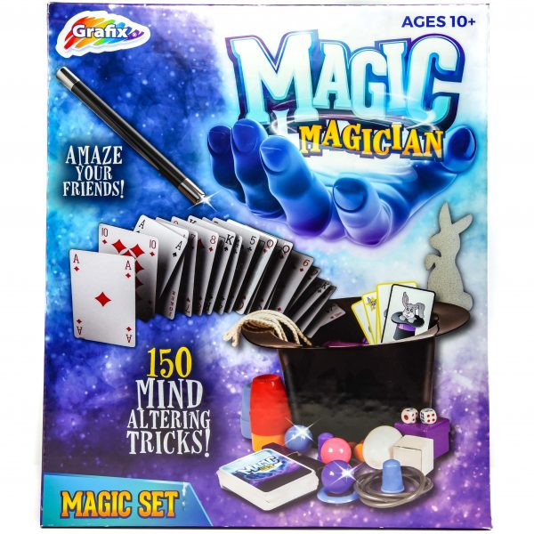 Grafix Magic Magician Set