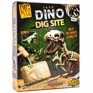 The Dig Team Trex Dino Dig Site