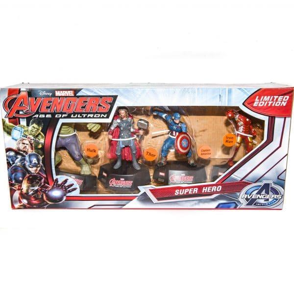 Avengers Age of Ultron Super Hero Set