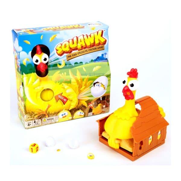 Squawk Game