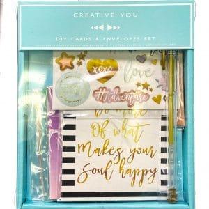 Creative You Diy Monogram Set Samko Miko Toy Warehouse