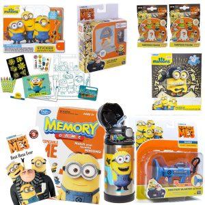 Minions Toy Bundle