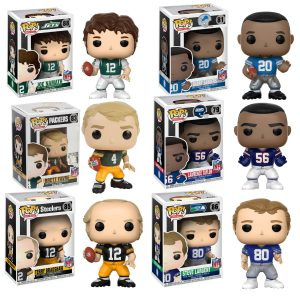 Pop Bundle NFL Lengends