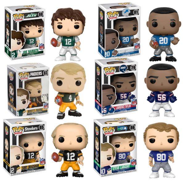 Pop Bundle NFL Lengends