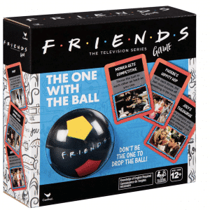 Friends:The One With the Ball Game