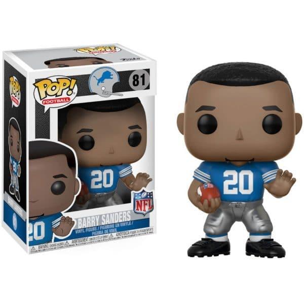 Pop Bundle NFL Bundle Barry Sanders