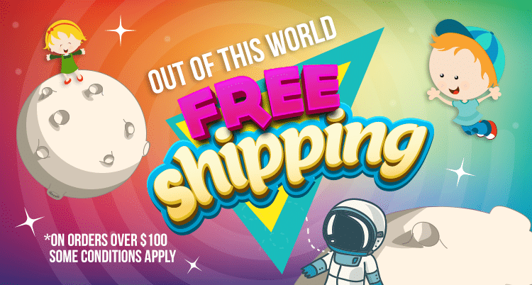 Toy Store with Free Shipping