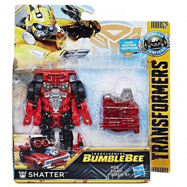Transformers Shatter Figure