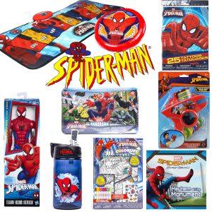 Spiderman Toy Bundle