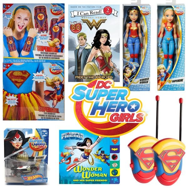 DC Super Hero Girls Bundle