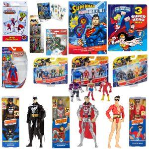 Superhero Toy Bundle
