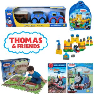 Thomas and Friends Toy Bundle