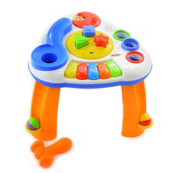 Ball and Shapes Baby Stand Toy