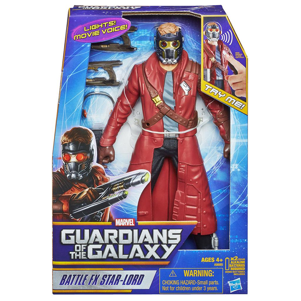 Guardians of the galaxy battle fx star lord samko miko for Galaxy toys