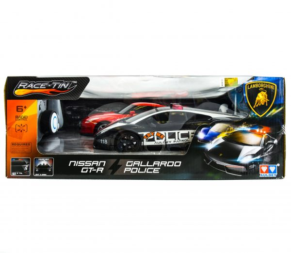 Race-Tin RC Cars