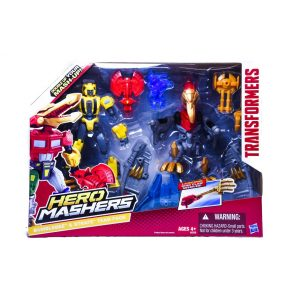 Transformer Hero Masher Bumblebee
