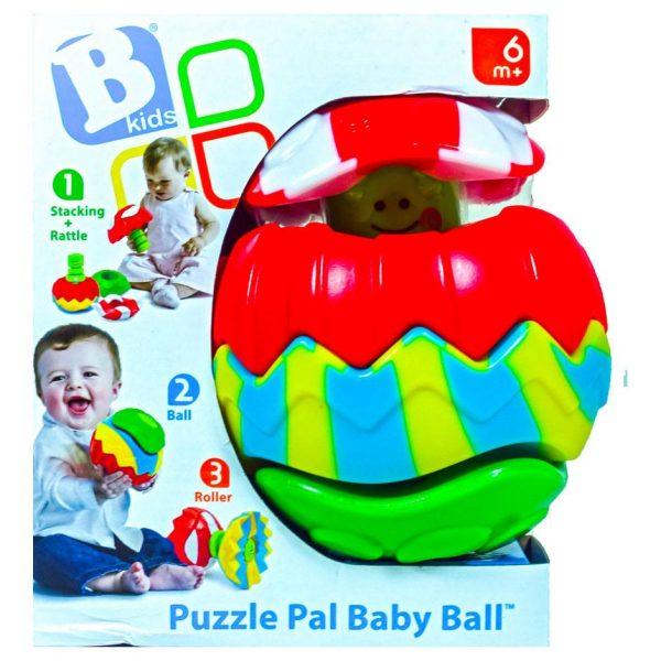 Puzzle Pal Baby Ball