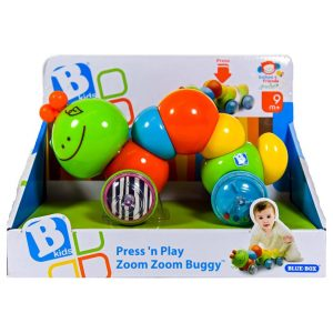 "Press ""n Play Zoom Zoom Buggy"