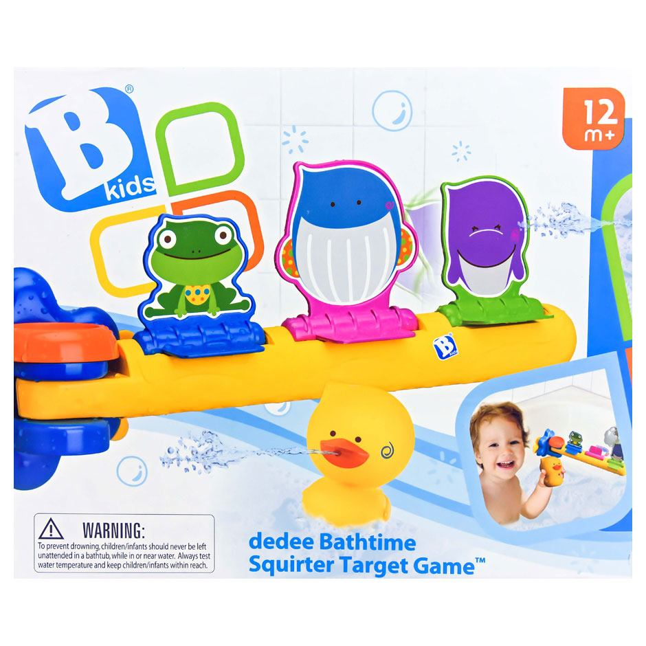 Dedee Bathtime Squirter Target Game | Samko and Miko Toy Warehouse