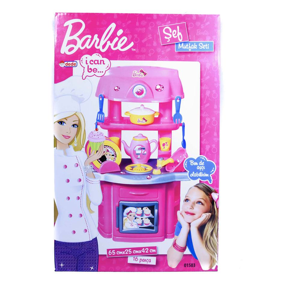 Barbie Kitchen Set