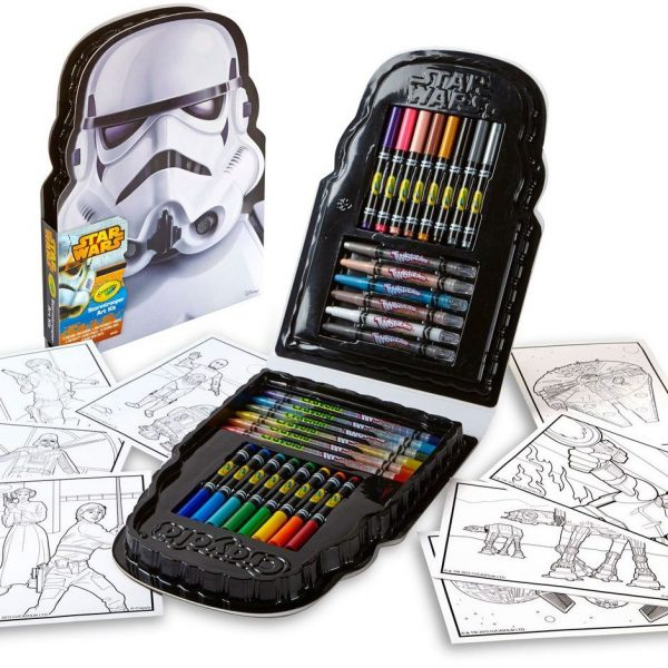 Crayola Star Wars Stormtrooper Art Kit
