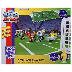 Match Attax Soccer Pitch and Play Set