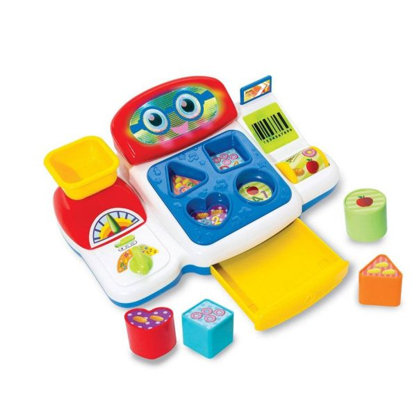 Shape Sorter Cash Register