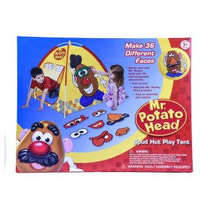 Mr. Potatoe Head Spud Hut Play Tent