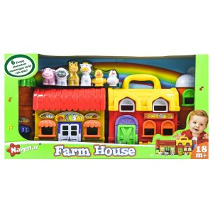 Farm House Playset - Navystar