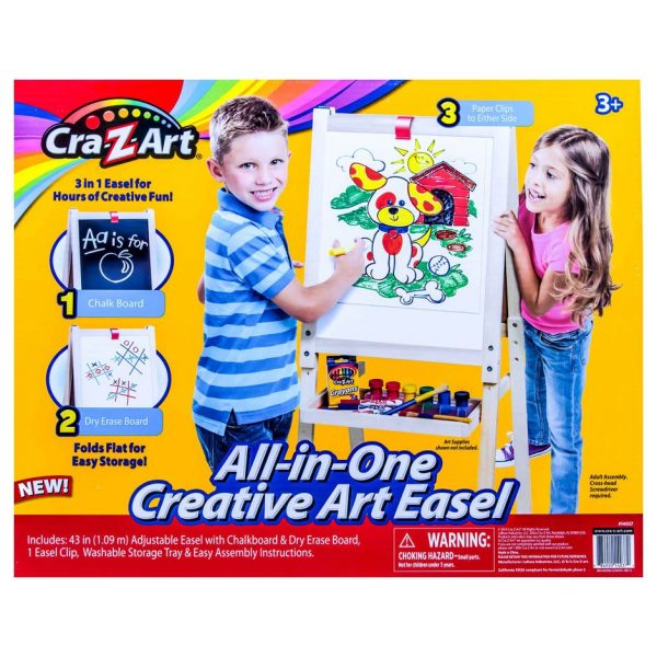 Cra-Z-Art All-in-One Creative Easel