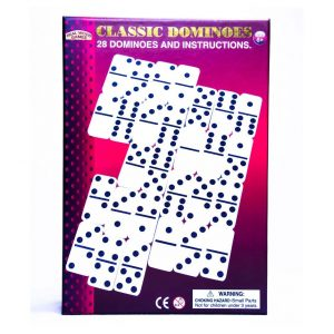 Classic Dominoes by Regal Wood Games