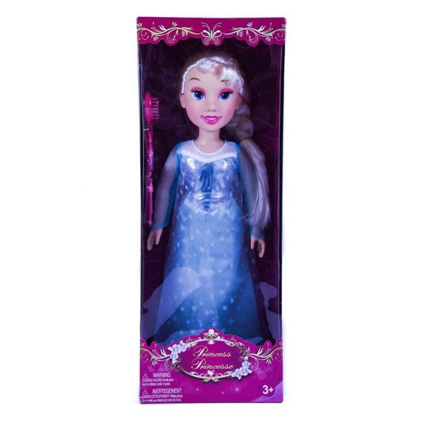 "19"" Winter Princess Doll"