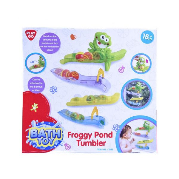 Froggy Pond Tumbler