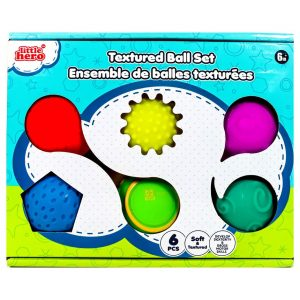 Textured Ball Set